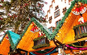 Activiteiten kerstmarkt Frankfurt
