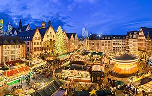 Kerstmarkt Frankfurt bezoeken