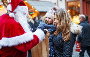 Activiteiten kerstmarkt Münster