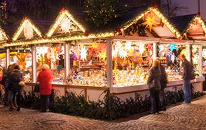 Activiteiten kerstmarkt München