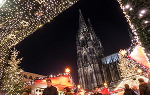 Activiteiten kerstmarkt Keulen