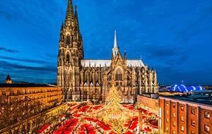 Kerstmarkt Keulen bezoeken