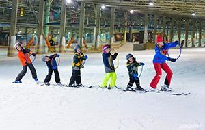 Indoor skiën