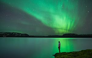 Noorderlichtreizen naar Zweden