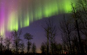 Beste noorderlichtplekken in Canada