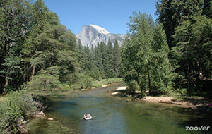 Spektakel in Yosemite Nationaal Park