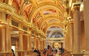 Op de Strip: Hotel the Venetian