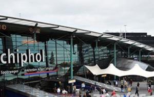 Vliegtuigen kijken op Schiphol