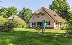 Vakantiepark Landal Land van Bartje Drenthe