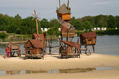Vakantiepark Roompot Recreatiepark Hunzedal
