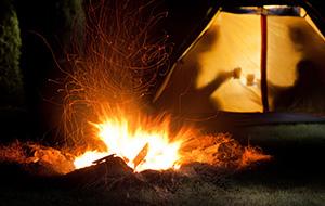 Elektriciteit tijdens het kamperen