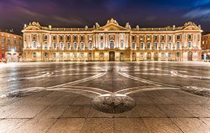 Heerlijk wandelen in Toulouse