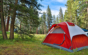 Slimme tips voor het kamperen