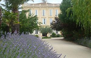 Hotel Chateau la Roque Margaux