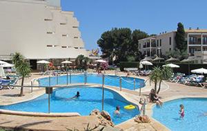 Kindvriendelijk Aparthotel Protur Floriana Resort