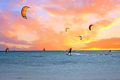 Actief op Aruba