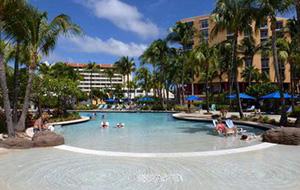 Grande Dame Hilton Aruba Caribbean Resort & Casino