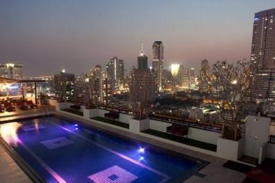 3x mooie hotels in Bangkok