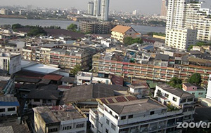 Hotel Tongtara Riverview met geweldig uitzicht