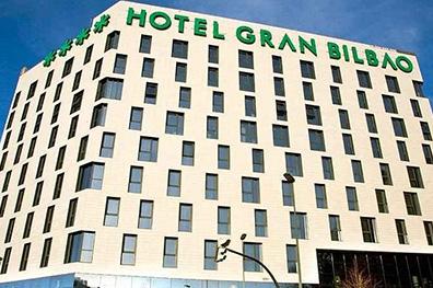 Top 3 hotels in Bilbao