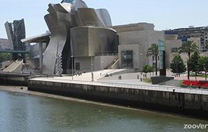 Het wereldberoemde Guggenheim Museum