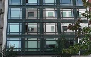 Naast het Guggenheim: Hotel Miró