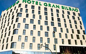 Comfortabel slapen bij Hotel Sercotel Gran Bilbao