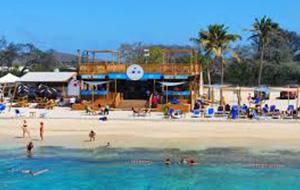 Gezelligheid bij Coco Beach