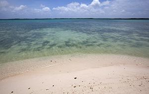 Lac Bay: het meest kindvriendelijke strand