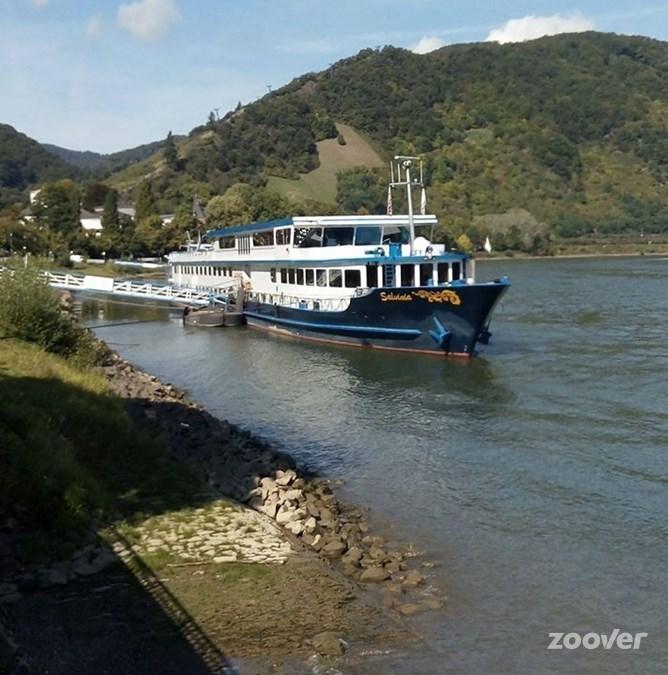 (Cruise)schip MPS Salvinia