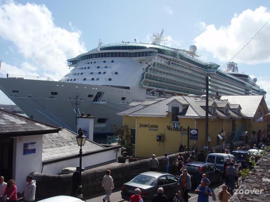 (Cruise)schip Independence of the Seas – Canarische Eilanden