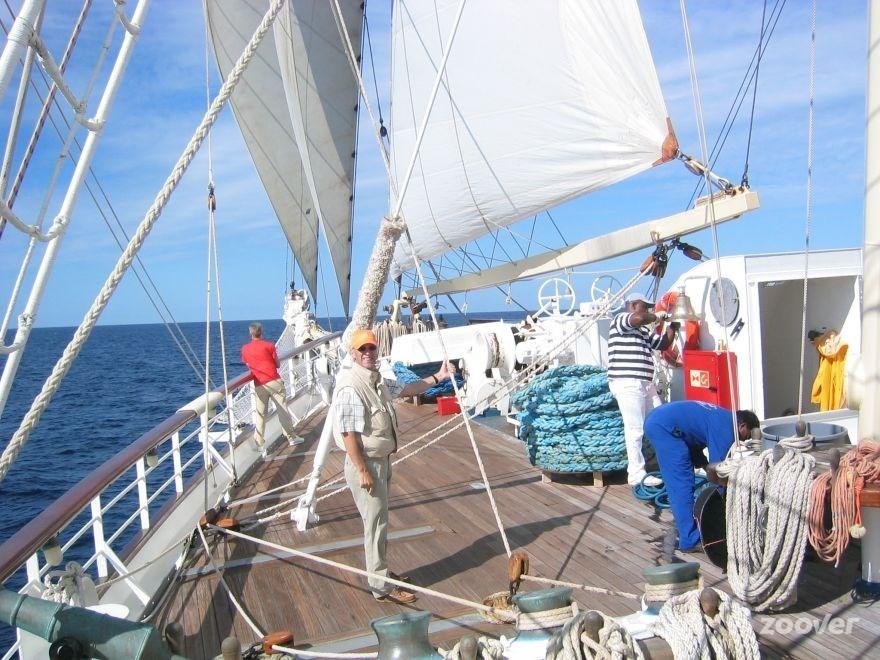 (Cruise)schip Star Clipper – Cycladen