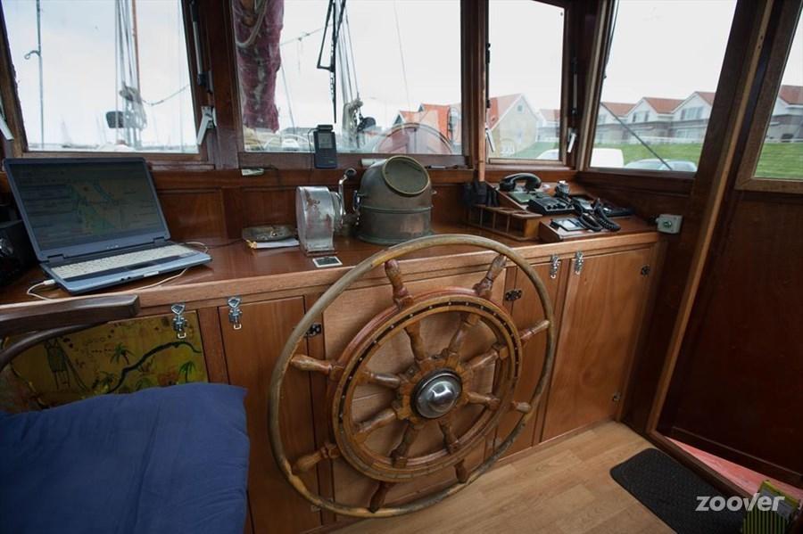 (Cruise)schip Boekanier
