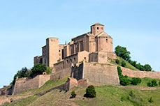 Het kasteel van Cardona