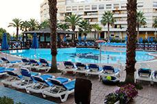 Hotel Golden Taurus Park in Pineda de Mar