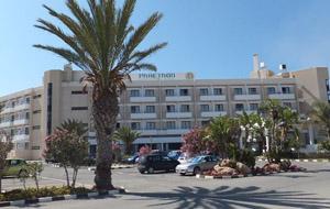 Spectaculair waterpark: Hotel Louis Phaethon Beach