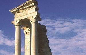 Voel de oudheid bij de tempel van Apollo