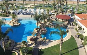 Verblijven in stijl in Hotel Sentido Cypria Bay