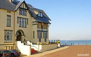 Hotel Boulevard en een fantastisch uitzicht op zee