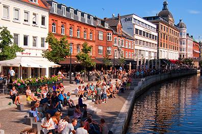 Het bruisende Aarhus