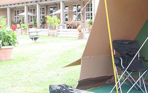 Romantische Camping Hillerod