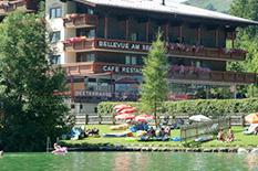 Aparthotel Bellevue am See