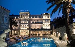 Dichtbij het water: Hotel Lapad