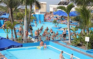 Voor het hele gezin: Hotel Servatur Puerto Azul