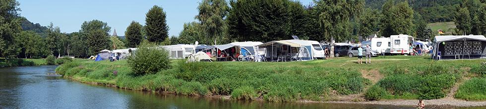 Grote campings