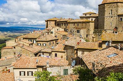 Ontdek het natuurlijke Toscane