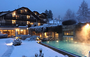 Hotel Angelo Engel in Italië
