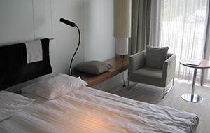 Het luxe Hotel Radisson Blu Köln