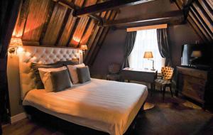 Hotel Huys van Leyden in Leiden