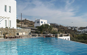 Hotel Vencia Boutique op de Cycladen